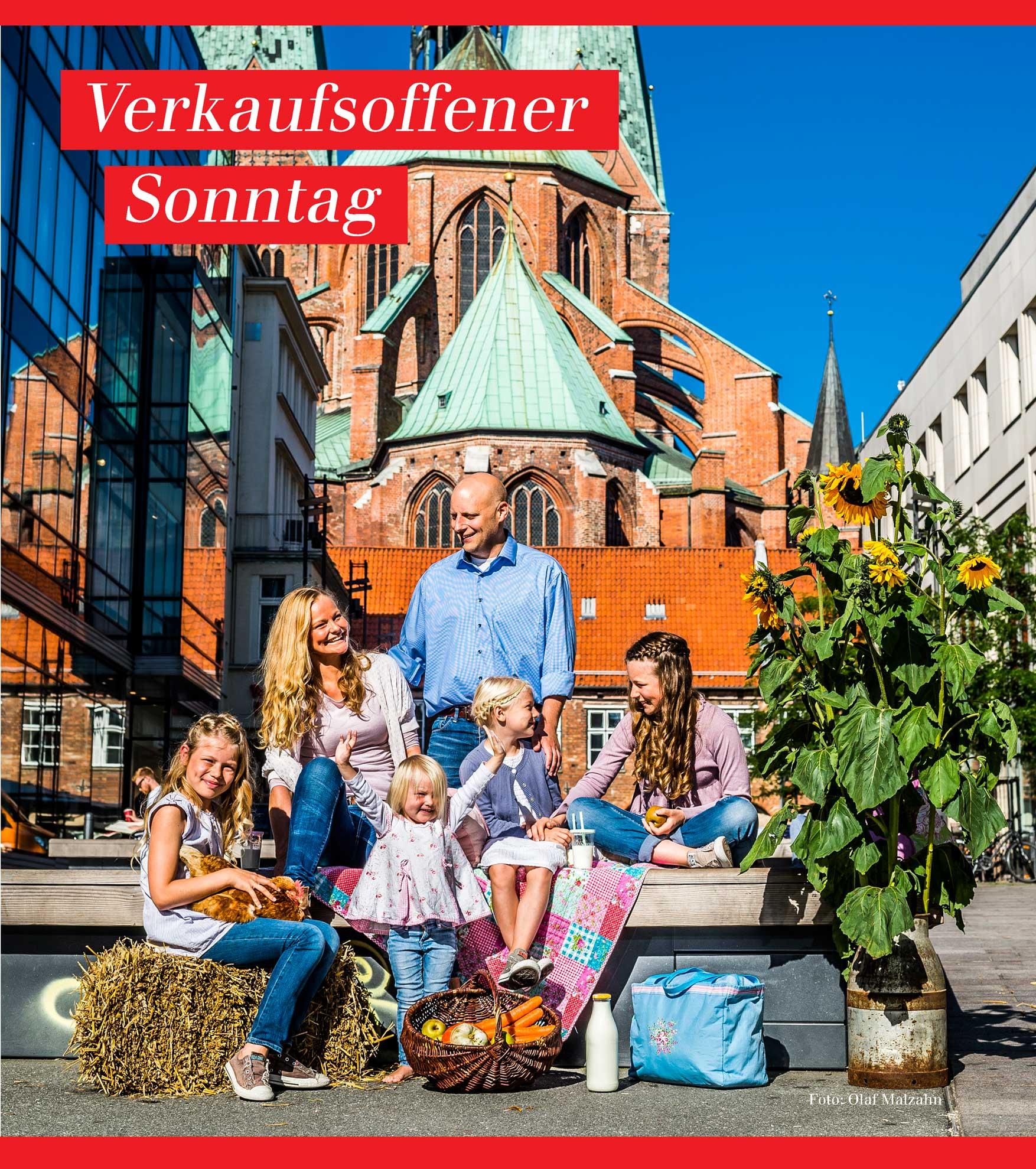 Verkaufsoffener Sonntag In Lubeck Am 7 Oktober 2018 Unter Dem Motto
