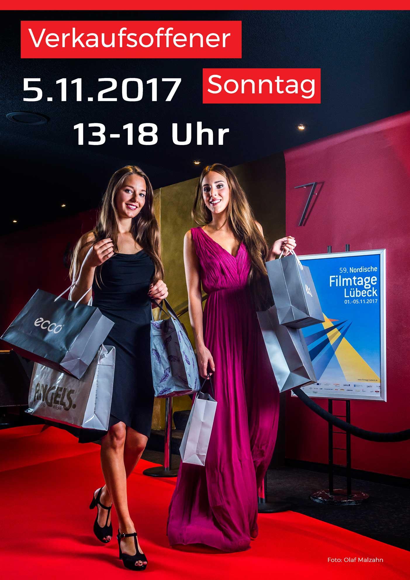 Verkaufsoffener Sonntag In Lubeck Am 5 November 2017 Aktionen In